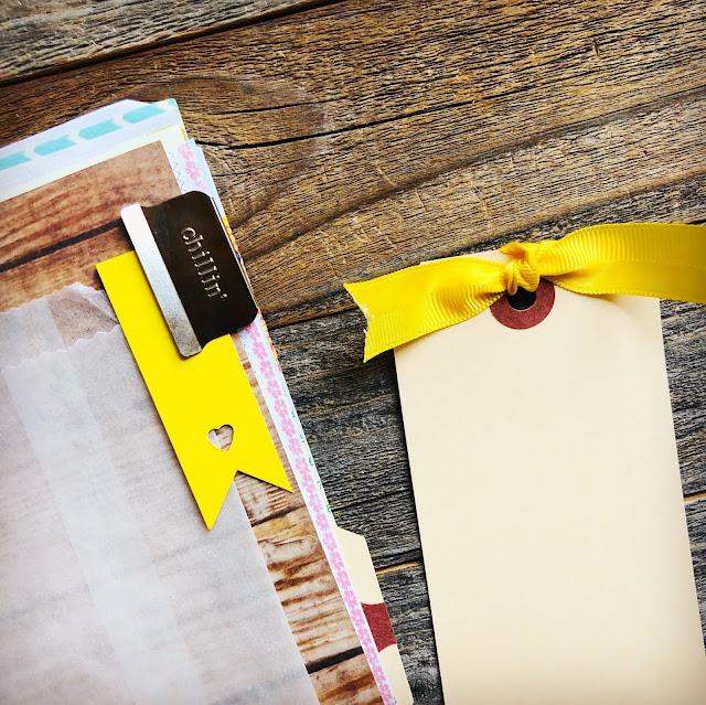 #junk journal #mini book #summer book #mixed paper journal #I Love It All #iloveitallshop #favorite outdoor activities