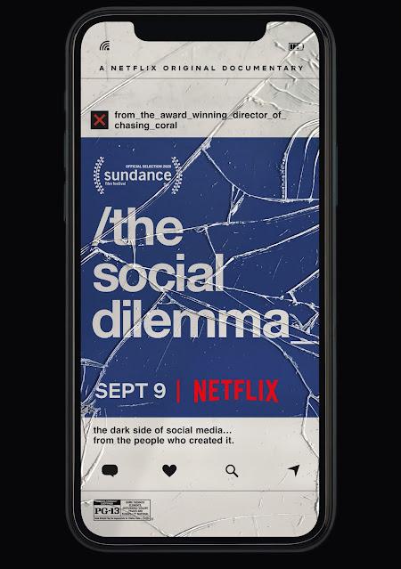 Reseña de El Dilema de las Redes Sociales en Netlfix