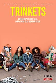 Download Netflix Trinkets (Season 1) Dual Audio {Hindi-English} 720p [150MB]
