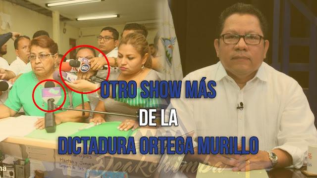 Falsas Acusaciones Del Régimen Sandinista A Miguel Mora
