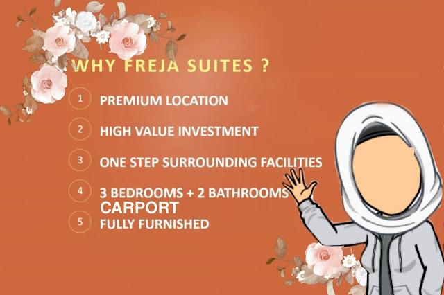 Kenapa beli rumah  di Freja Suites BSD City