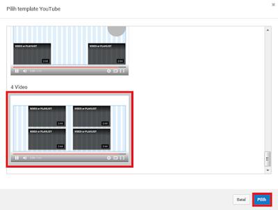 Cara Membuat Fitur Layar Akhir Video Youtube