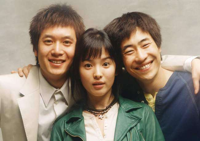 ray of sunshine - drama song hye kyo
