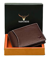 well stitched wallet by napahide