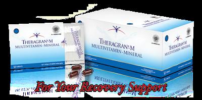 Theragram vitamin yang bagus untuk masa penyembuhan