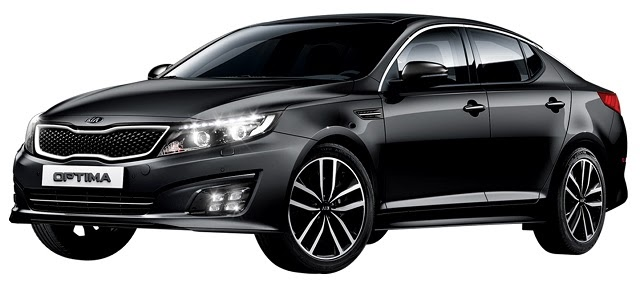 Kia Optima K5 2014 Facelift Launching Soon