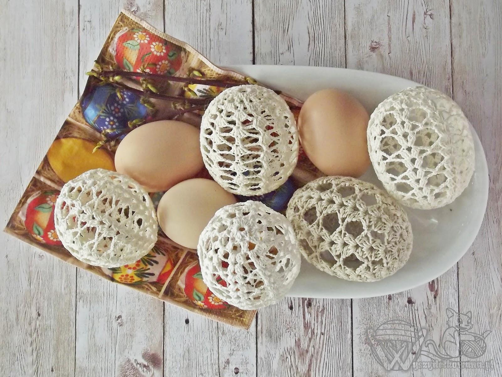 Wyszydelkowanapl O Szydełkowaniu I Nie Tylko Jajka Jajka
