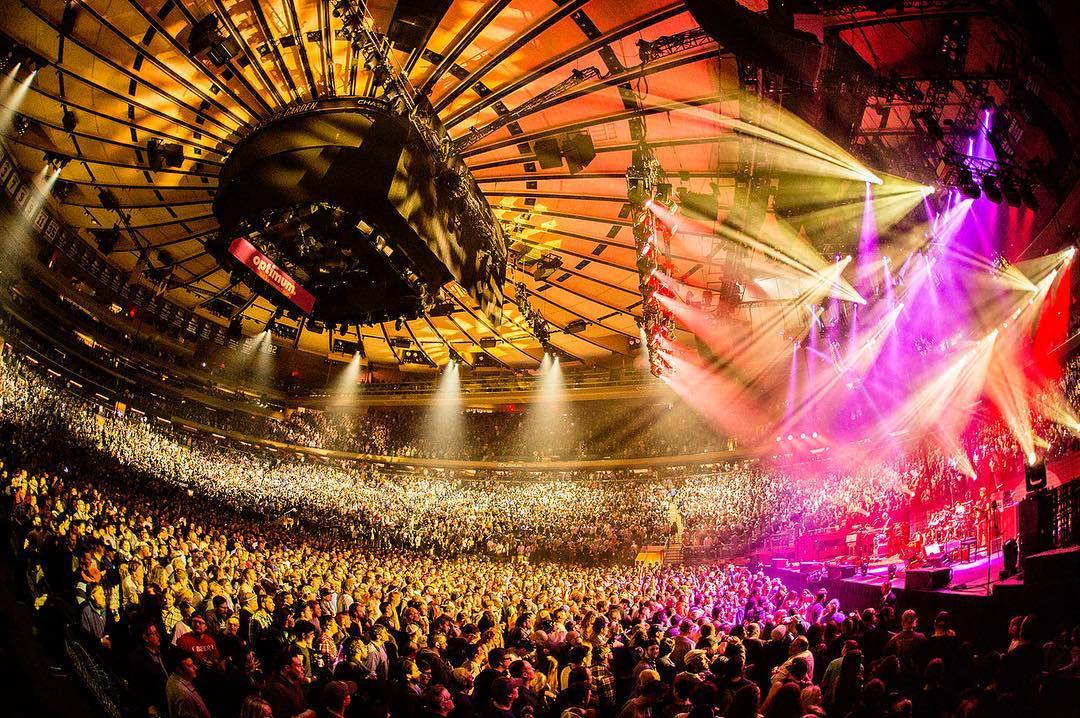 Black Muddy Blog Phish 2016 12 29 Madison Square Garden New York Ny