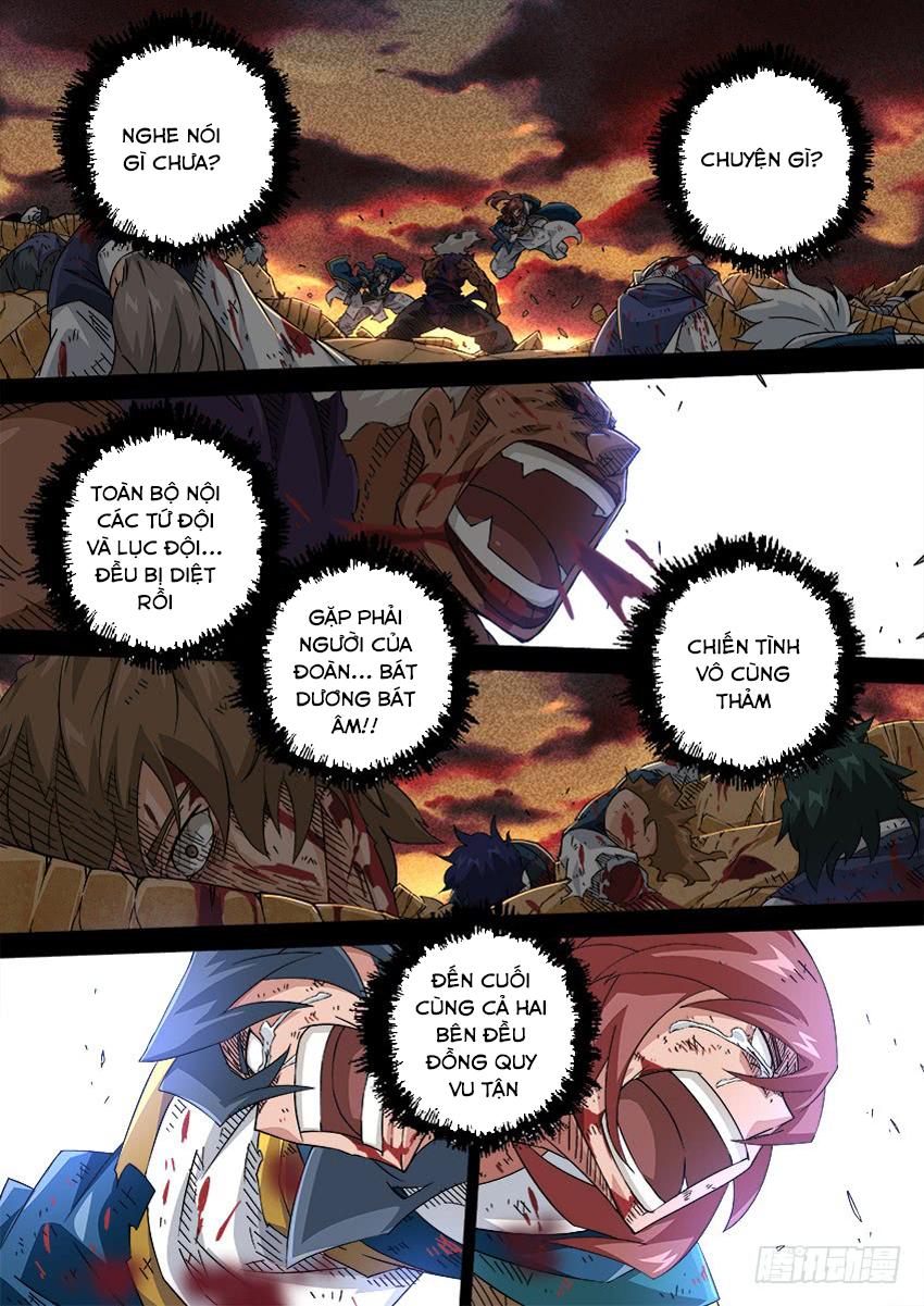 Quyền Bá Thiên Hạ Chap 164 - Trang 3