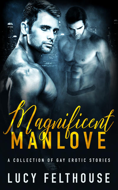 Magnificent Manlove cover
