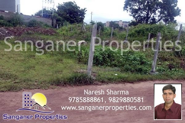 JDA Approved Commercial Land Near New Sanganer Road, Sanganer