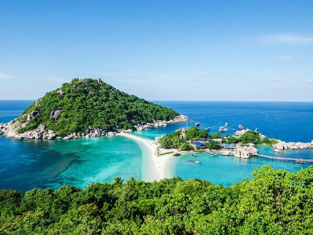 Top 15 beautiful Asian scenes captivated people