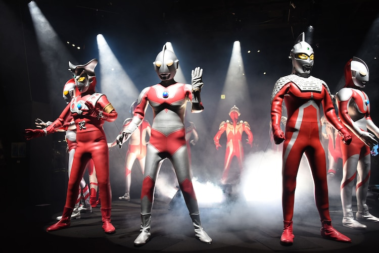 "Pameran ""Special Effects DNA-Ultraman Genealogy"" Akan Dibuka Tanggal 5 Sepember"