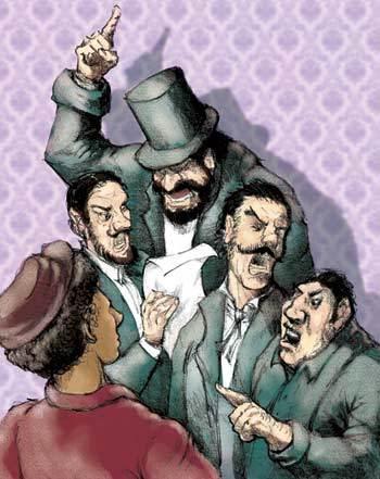 DE CIMA PARA BAIXO - Conto Humorístico de Artur  de Azevedo