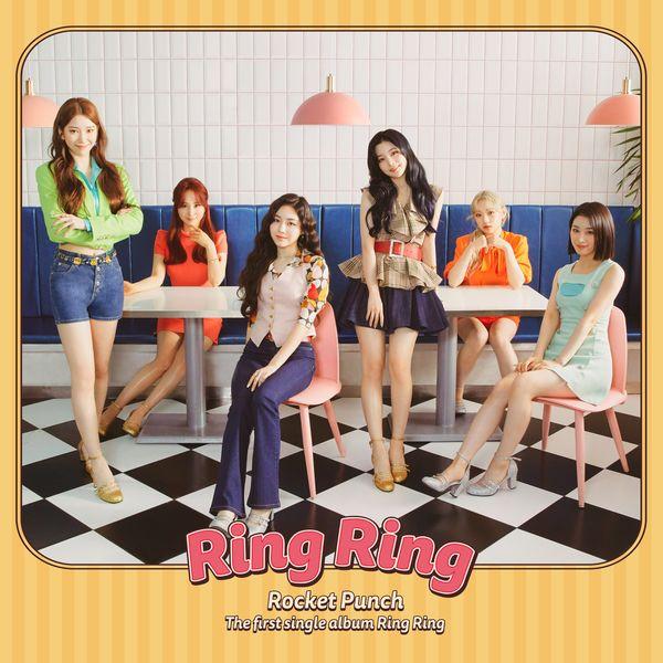 Rocket Punch – Ring Ring – Single