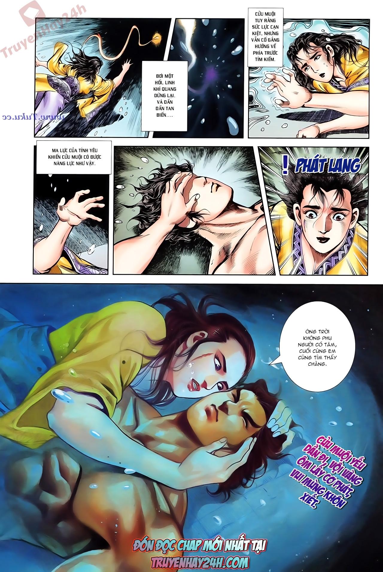 Cơ Phát Khai Chu Bản chapter 81 trang 32