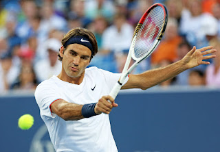 Roger Federer is considered the most popular tennis player