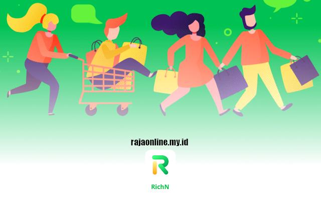 Review Richn apk penghasil uang terbaru 2021
