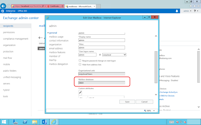 how to migrate mailboxes from exchange 2010 to exchange