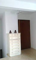 piso en venta av de perez galdos castellon pasillo