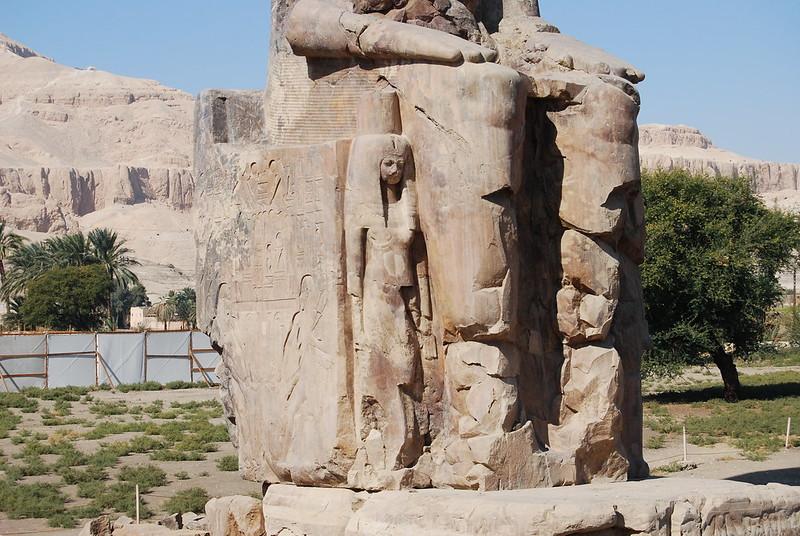 colossus egypt