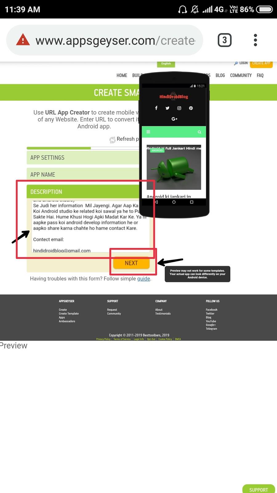 Appsgeyser App Download