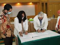 Pucuk Pimpinan Berganti, Universitas Binawan Siap Terapkan Perubahan Guna Wujudkan Visi-Misi Universitas