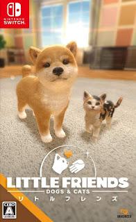 Little Friends: Dogs & Cats Switch NSP XCI