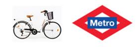 ¿Cómo sortear en bici el cierre por obras de la línea 5 de Metro?