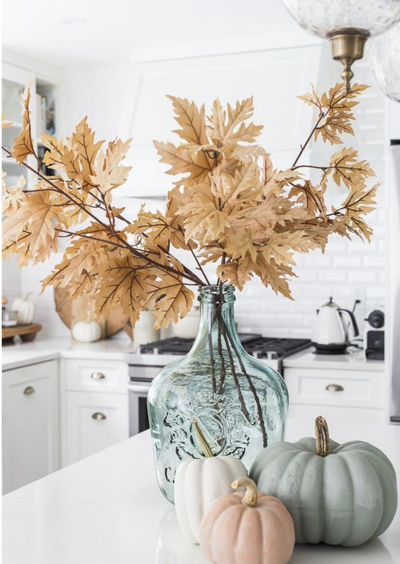 trendy fall decoration idea
