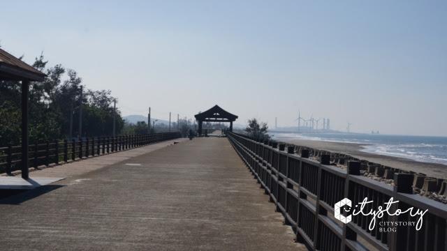 台鐵新埔車站-望海觀景台