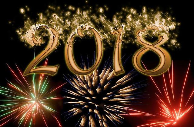 Nieuwjaar 2018