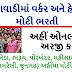 Gujarat Anganwadi Worker / Helper Bharti 2020 – Apply Online