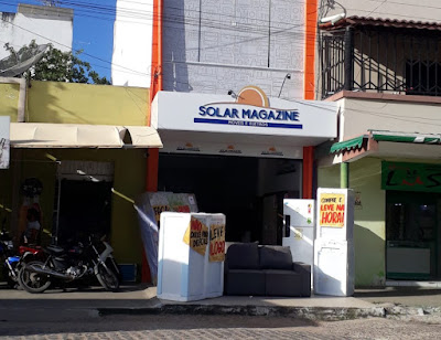 Solar Magazine Massapê