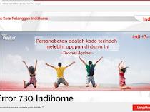 Cara Mengatasi Indihome 730 Internal Server Error
