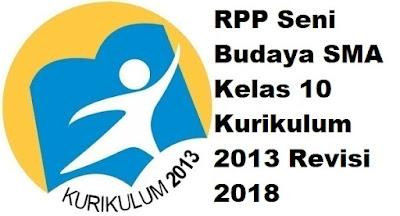 RPP Seni Budaya SMA