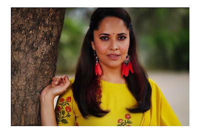 Anasuya Bharadwaj (Indian Actress) Biography, Wiki, Age, Height, Family, Career, Awards, and Many More