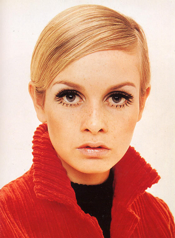 Number 16: Twiggy: Then and Now