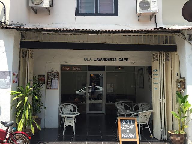Malacca Cafe Guide - Ola Lavanderia Cafe
