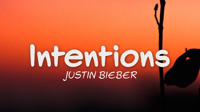 Intentions Lyrics - Justin Bieber ft. Quavo