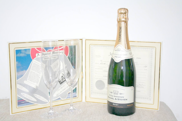 Say It With Champers - Personalised Champagne