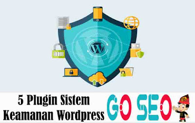 5 Plugin Sistem Keamanan Wordpress
