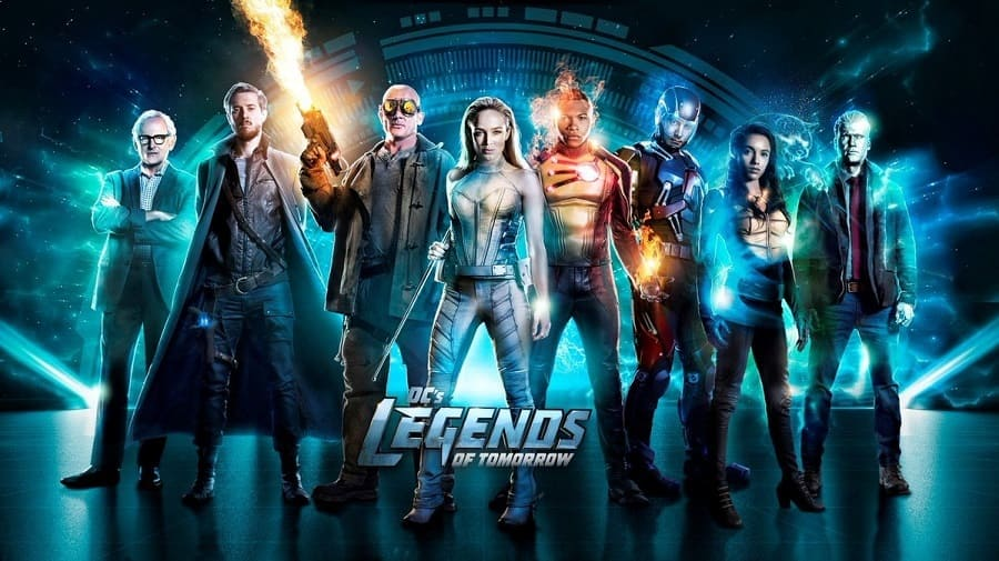 Legends of Tomorrow - 3ª Temporada 2017 Série 1080p 720p BDRip Bluray FullHD HD WEB-DL completo Torrent