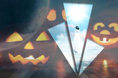 La notte di Halloween e il giorno di Ognissanti