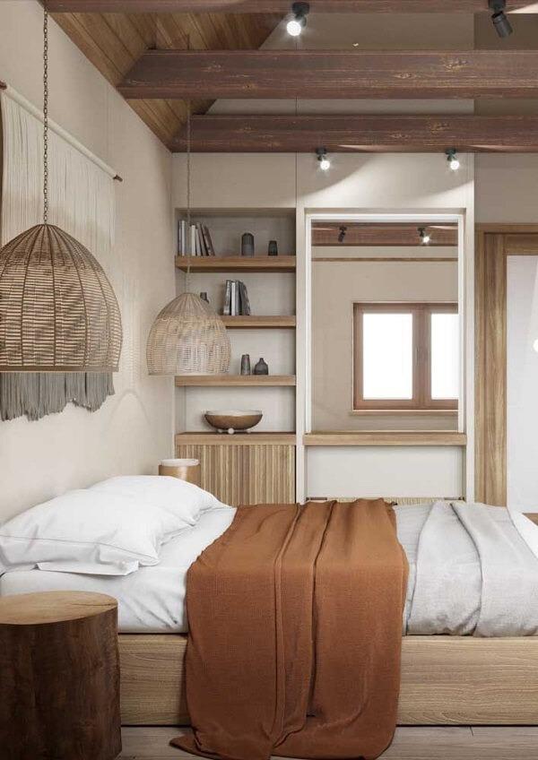 Wooden widow beds