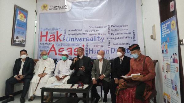 Merasa Dihalangi Beribadah, ISKCON Laporkan Gubernur Bali ke Komnas HAM