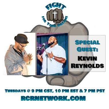 Interview with Recording Artist Kevin Reynolds