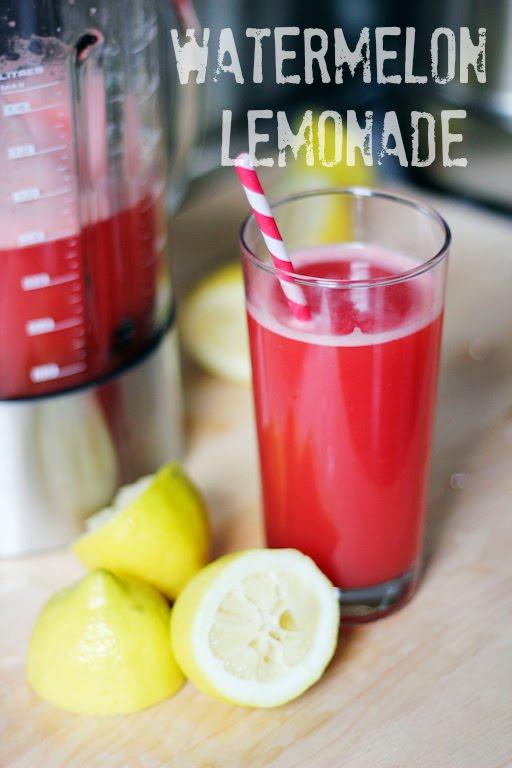 Watermelon Lemonade from Love Taza