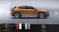 Mercedes GLA 250 4MATIC 2018 màu Vàng Canyon 895