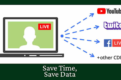 Best Live Streaming Software for Facebook, YouTube & other social media